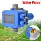 Portable Home Electric Drill Pump Self Priming Water Pump Pressure Controller