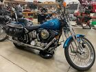 1994 Harley Davidson Softail 1harley davidson springer softail True dual exhaust new tires new battery and re