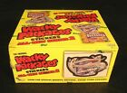 2005 Wacky Packages All-New Series 2 ANS2 FULL SEALED BOX 24 packs w clings