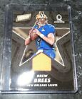 Drew Brees Rookie Cards Checklist and Autographed Memorabilia Guide 15