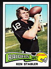 The Snake Enters the Hall of Fame! Top 10 Ken Stabler Football Cards 21