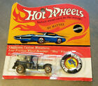 Old Hot Wheels Redline Paddy Wagon in Unopened Blister Pack BP  Button