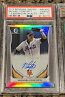 Topps Confirms 2014 Michael Conforto Prospect Autographs in 2015 Bowman Chrome Baseball 7