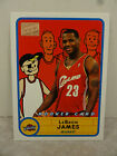 Top LeBron James Rookie Cards of All-Time 17