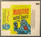 1964 Topps Monsters from Outer Limits Trading Cards 19