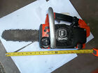 RUNNING Echo 280e Arborist Chainsaw
