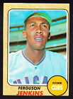 Fergie Jenkins Cards, Rookie Card and Autographed Memorabilia Guide 8