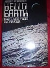 Hello Earth Greetings From Endeavour by Astronaut Alfred M Worden SIGNED Space