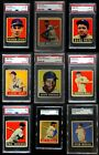 1948-49 Leaf Baseball Almost Complete Set - Premier 5 - EX