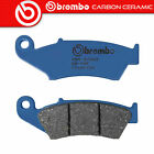 Brake Pads BREMBO Ceramic Front For Cannondale 440 To Enduro MX 2003