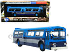 FLXIBLE 53102 TRANSIT BUS MTA NEW YORK CITY 1 87 DIECAST ICONIC REPLICAS 87 0238