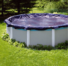 30 Foot Round Pool Winter Cover for Above Ground Pools