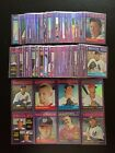 2013 Topps Heritage Complete Purple Hot Box Refractor Card Set HC1 - HC100 Trout