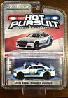 GreenLight 2016 Dodge Charger Hot Pursuit Montreal Police Exclusive 1 64 Scale