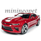 AUTOWORLD AW246 2017 CHEVROLET CAMARO YENKO COUPE 1 18 DIECAST RED
