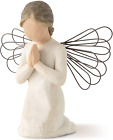 Willow Tree Angel of Prayer Sculpted Hand Painted Figure