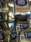 Panini 50 Pack Box 250 Total Stickers FIFA Russia 2018 World Cup SEALED