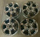 1997 Ford Contour Wheels Rims 15 Inch Hollander  3212 Chrome Used