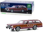 1985 MERCURY GRAND MARQUIS COLONY PARK BURGUNDY 1 18 DIECAST BY GREENLIGHT 19093