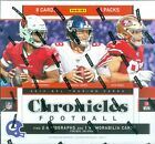 2019 Panini Chronicles Football Hobby Box factory sealed new NFL