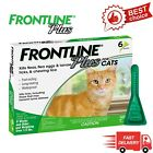 FRONTLINE PLUS for Cats and Kittens Flea and Tick Treatment Flea Control 6 Doses