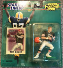 Tim Couch Action Figure 🔥 2000/2001 Cleveland Browns NFL Kenner Starting Lineup