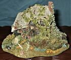 FORGET ME NOT COTTAGE * Signed 1992 Collectors Club Special by Lilliput Lane *