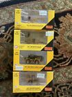187 HO Cat lot Of 4 by Norscot