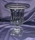 BACCARAT MUSEE DES CRISTALLERIES 1821 1840 REPRODUCTION CRYSTAL VASE