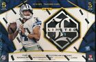 2016 PANINI LIMITED FOOTBALL HOBBY SEALED BOX