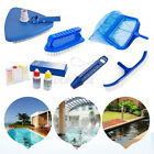 6pcs Inground Above Ground Pool Cleaning Tool Kit Vacuum Maintenance Accessories
