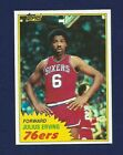 Julius Erving Cards and Memorabilia Guide 16