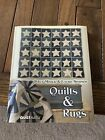 Quilt Mania Quilts And Rugs Patterb Hardcover Quilting Book