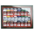 Vallejo Game Color Intro Paint Set of 16 Acrylic Colors for Models  Miniatures