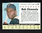 Roberto Clemente Back with Topps 9