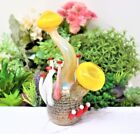 8 TRIPPY MUSHROOM BUBBLER COLLECTIBLE TOBACCO GLASS SMOKING HERB BOWL HAND PIPE