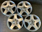 4 VW Volkswagen Touareg Wheels Rims + Caps 17