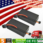 2X 4000mAh Upgrade Rechargeable Battery For Parrot Disco FPV Drone Li Po 40AH