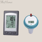 Floating Pool Thermometer Wireless Digital LCD Water Temperature Meter Sensor
