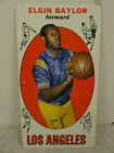 Elgin Baylor Rookie Card and Vintage Card Guide 23