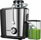 Aicok GS 336 Centrifugal Juicers Extractor Silver