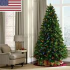 21M 7ft Artificial 1400Branchs Christmas Tree Holiday Festival Decor Gift US
