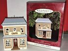 Hallmark 1997:Cafe, #14 in Nostalgic Houses & Shops  Series, Ornament NIB NEW