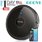 Alexa Robotic Vacuum Cleaner Robot Floor Carpet Pet Hair Dirt Automatic Sweeper