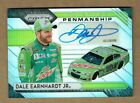 Dale Earnhardt Jr. Cards and Autographed Memorabilia Guide 44
