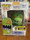 RUGRATS REPTAR GITD SOLD OUT VAULTED FUNKO POP NICKELODEON EE EXCLUSIVE