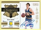 Rick Barry Rookie Cards Guide and Checklist 9