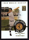 2003 Topps Tribute World Series Edition Baseball Cards 4