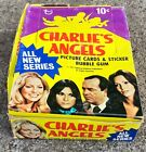 1977 Topps Charlie's Angels cards-series 3-full wax box of 36 unopened packs