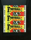 1959 Topps Football Wax Pack Wrapper ( 1 Cent )